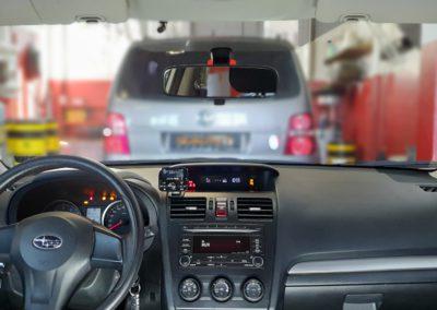 Montage kit DAB+ et Bluetooth Alpine